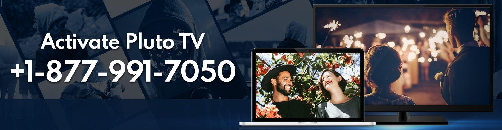 pluto.tv/activate