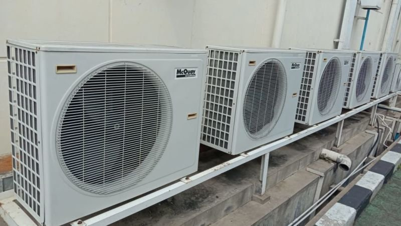 AC (Air Conditioning)