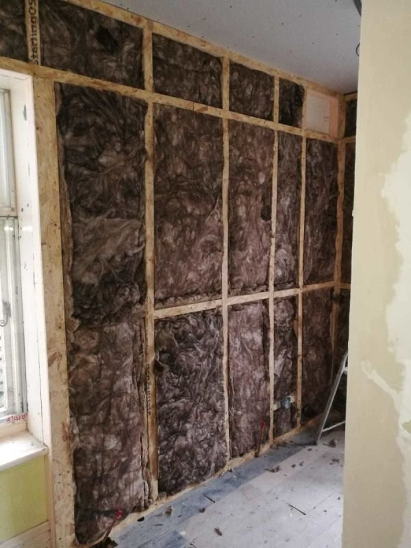 Internal Wall Insulation (IWI) - Warmfacades