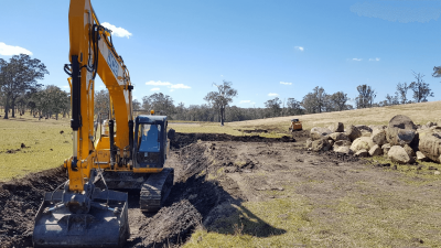 Earthmoving - Maitland