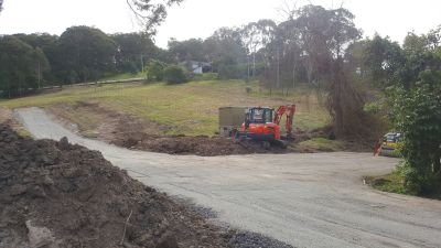 Earthmoving Contractors - Singleton