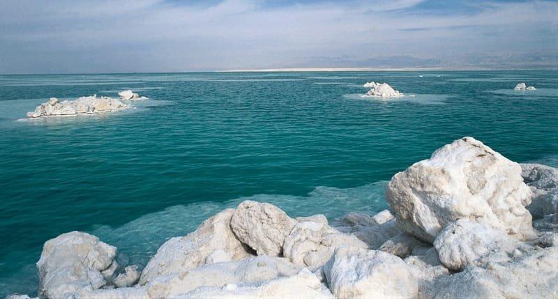 THE DEAD SEA WONDERS