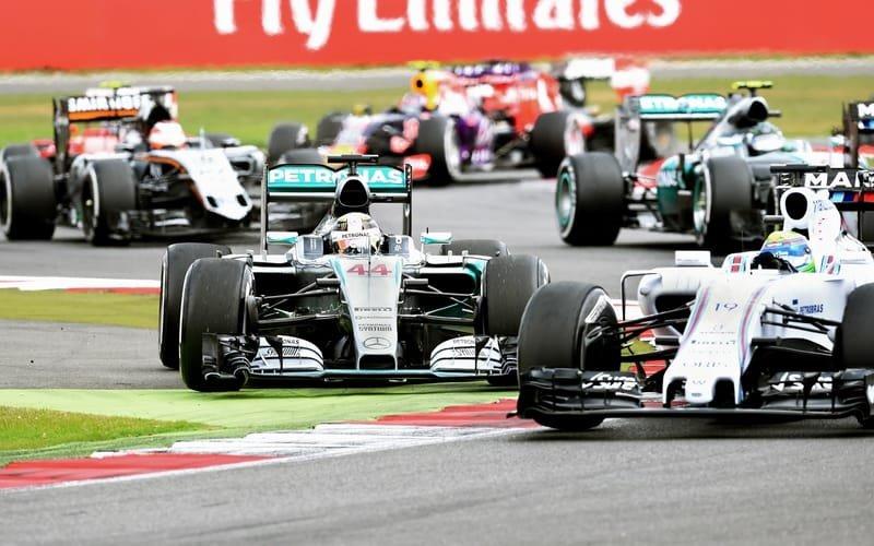 The 2019 British Grand Prix