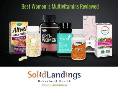 Women and the Multivitamins for Them
