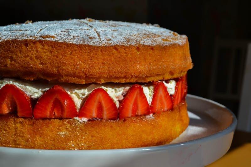 Delicious Cakes and Scones