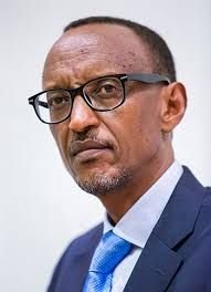 President Paul Kagame African Man of the year