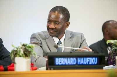 Hon Dr Bernhard Haufiku  Prize for Science