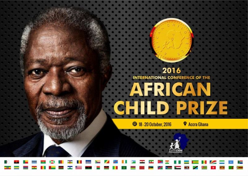African Child Foundation International set to Honour Credible Africans for novelty