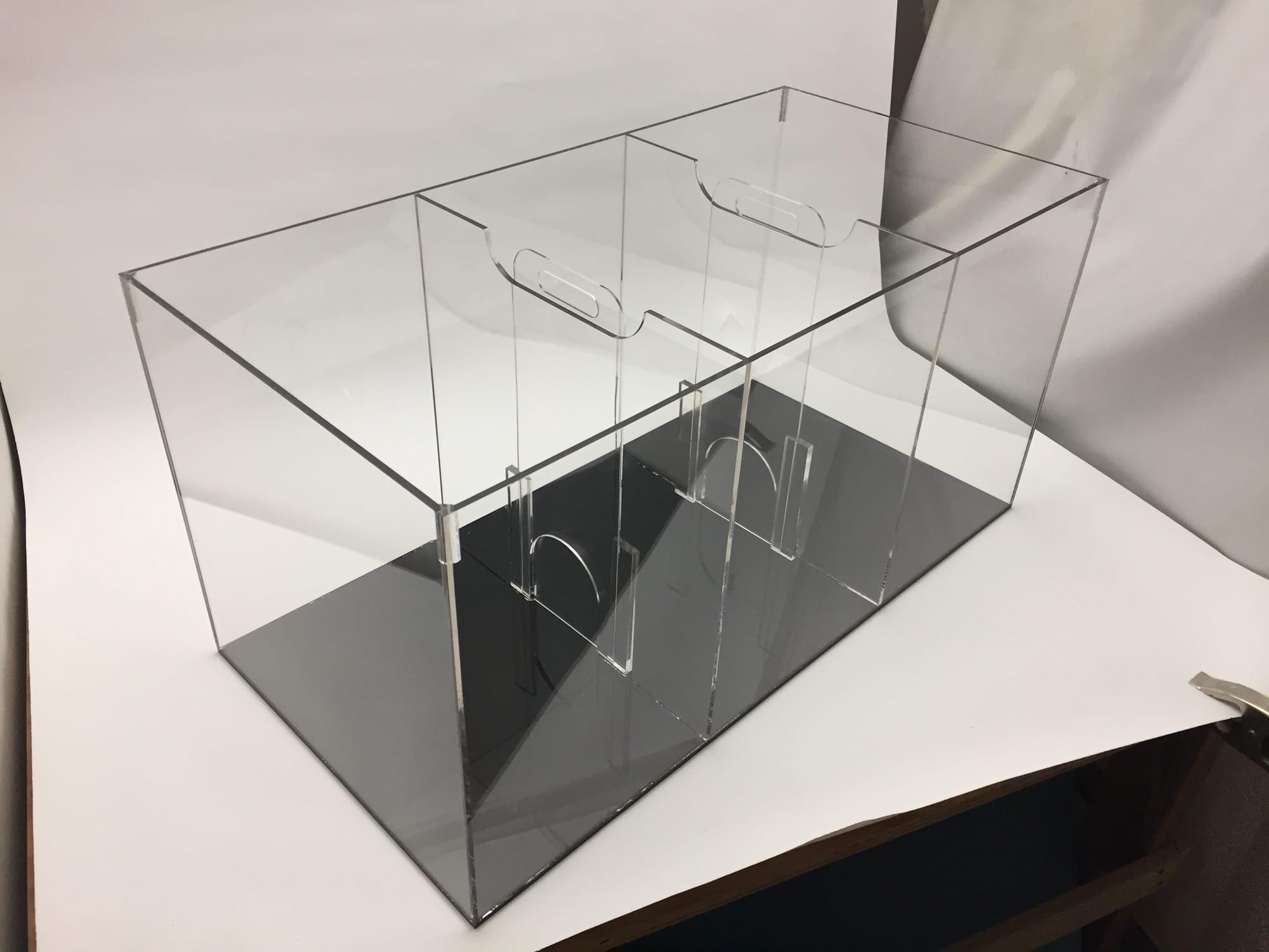 Custom | Acrylic | Fabrication