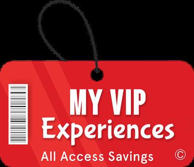 My VIP Experiences