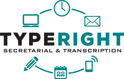 TypeRight Secretarial & Transcription Services