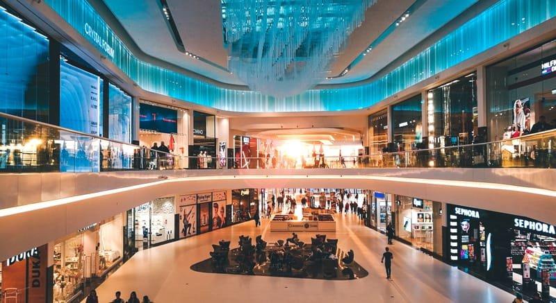 Centres commerciaux