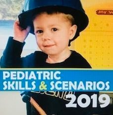 Get your pediatric scenario and skills manual!