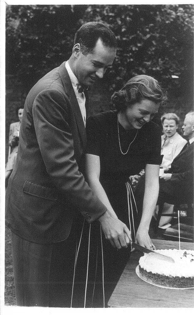Richard & Nancy Mayo-Smith farewell party