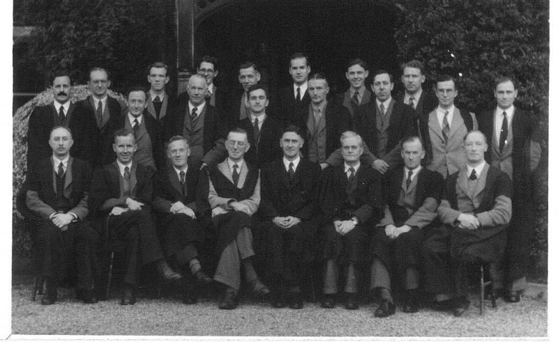 Staff photo 1948