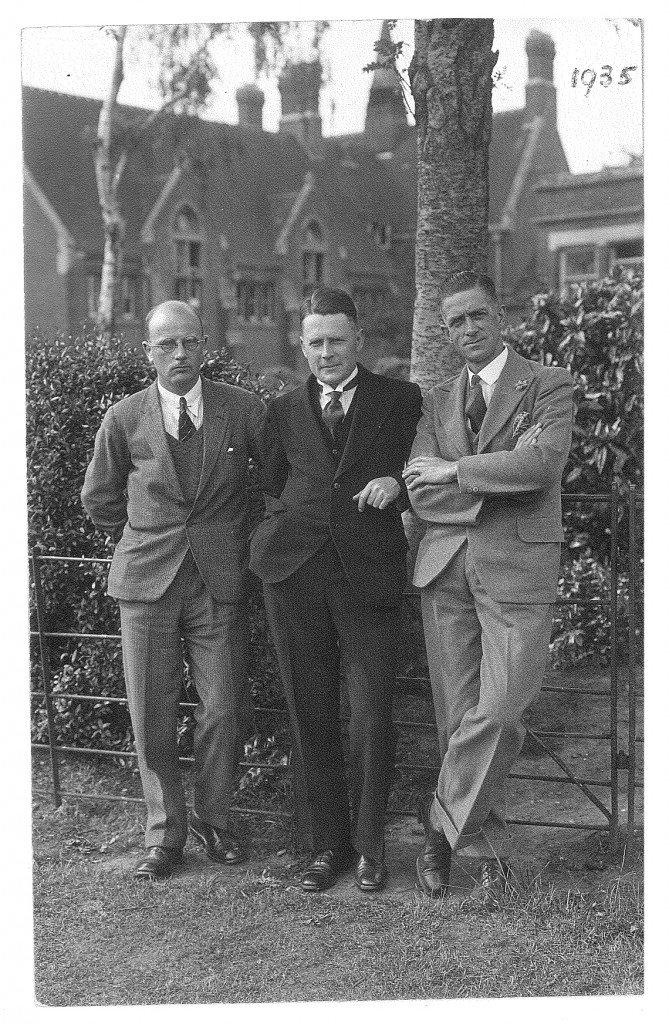 Staff Photo 1935