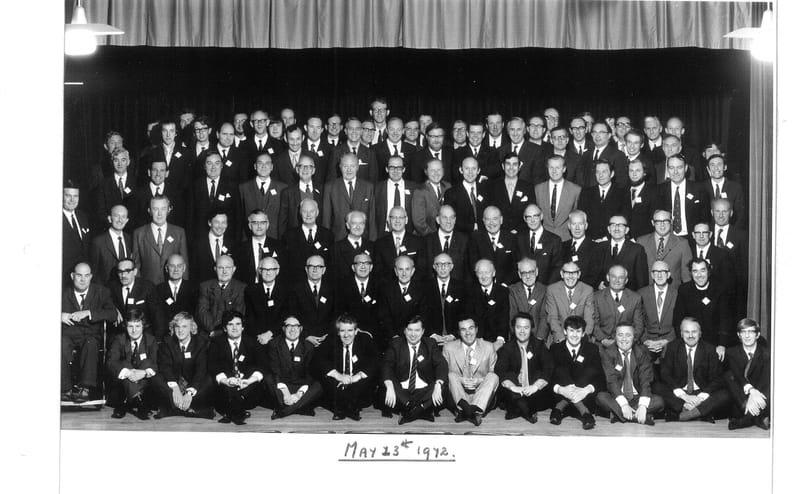 Annual Dinner 1972