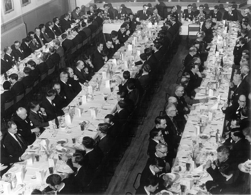 Annual Dinner 1964