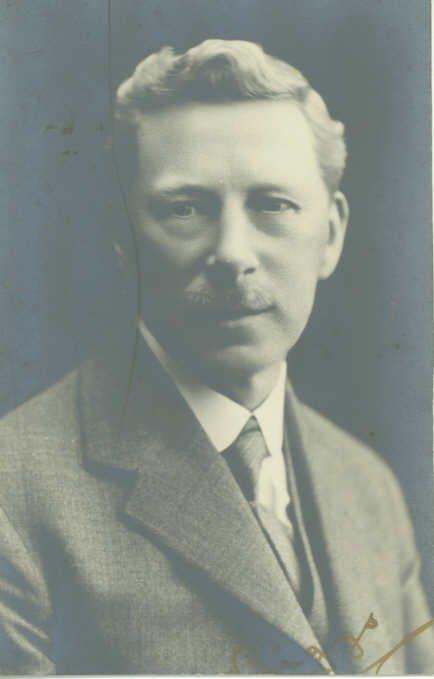 1925 Mr Biggs