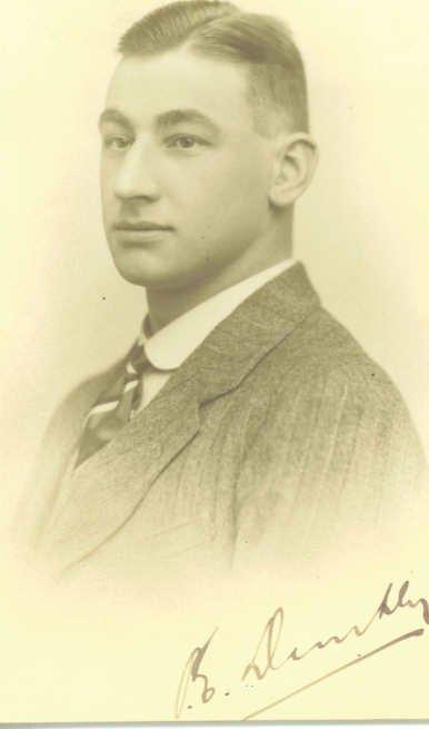 1932 Mr Dunkley