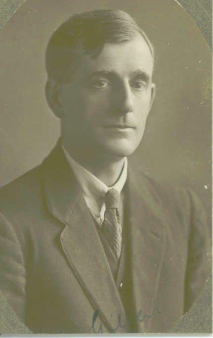 1924 Mr Gilbert
