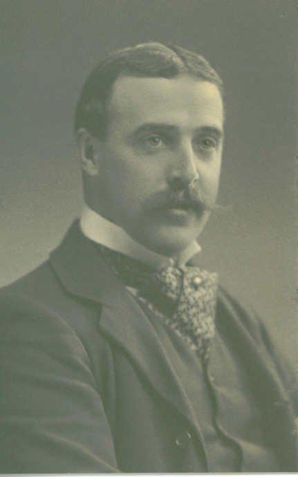 1901 Mr Hamer