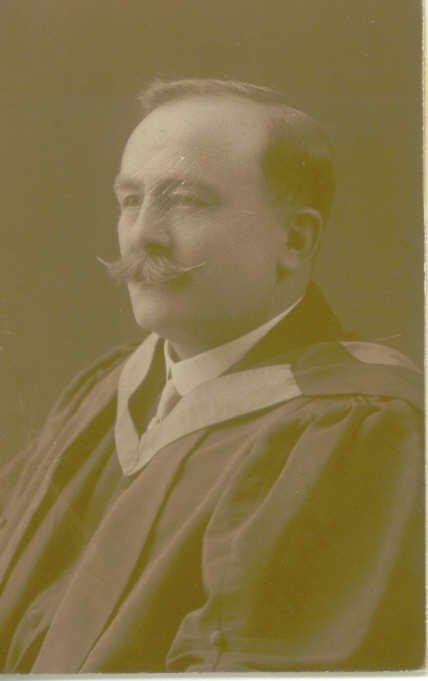 1907 Mr Hodges