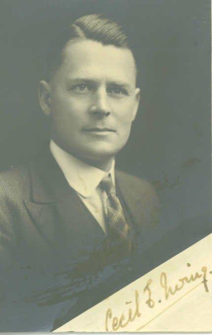 1935 Mr Irving