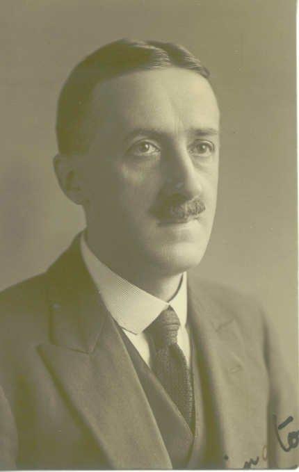 1917 Mr Liddington