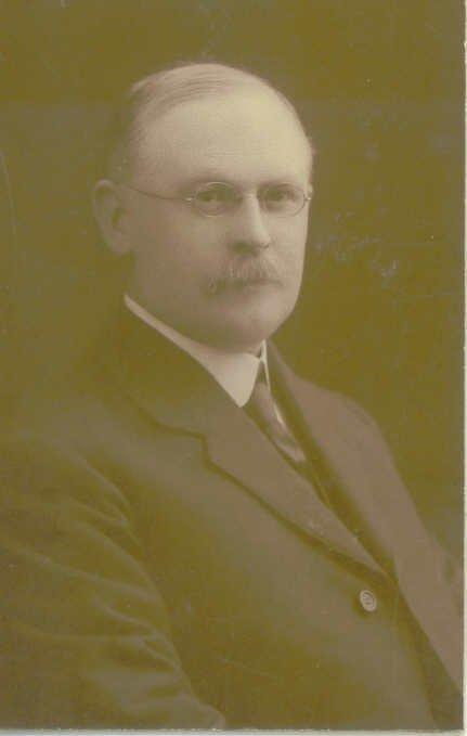 1912 Mr Lister