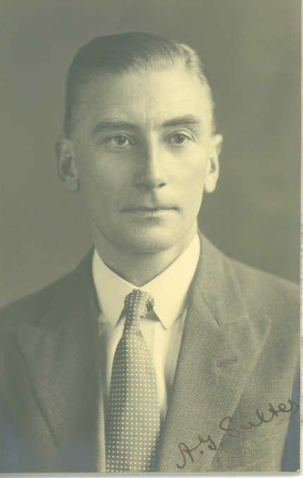 1933 Mr Salter