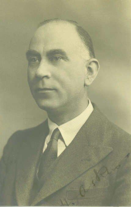 1936 Mr Skew