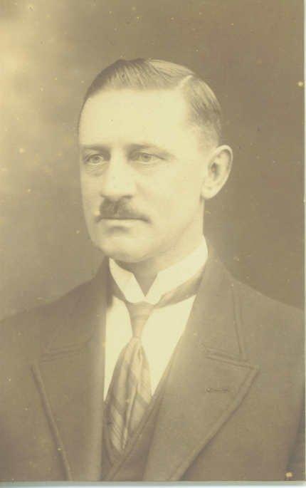 1921 Mr Tait