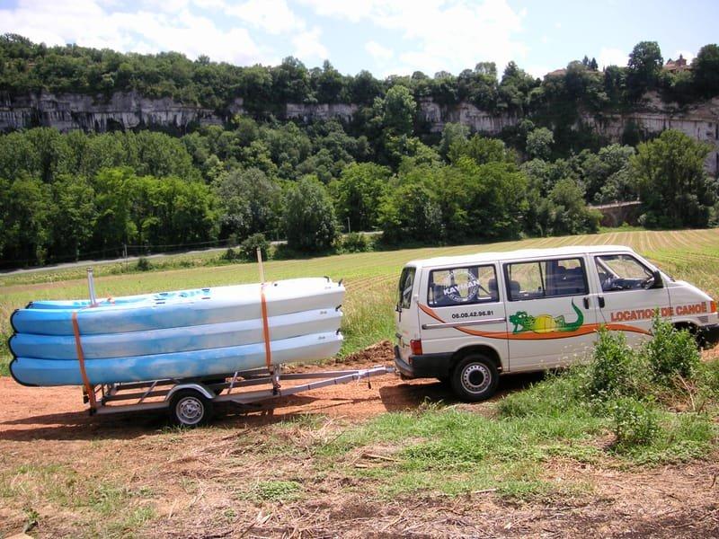 Transport Kayman
