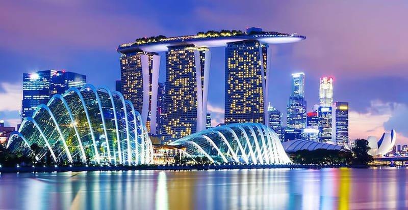 WHY SINGAPORE?