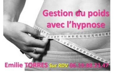 HYPNOSE : perte de poids 06.19.88.23.47