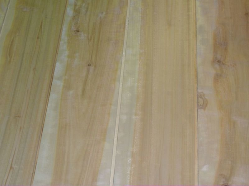 Rough and Machined Timber