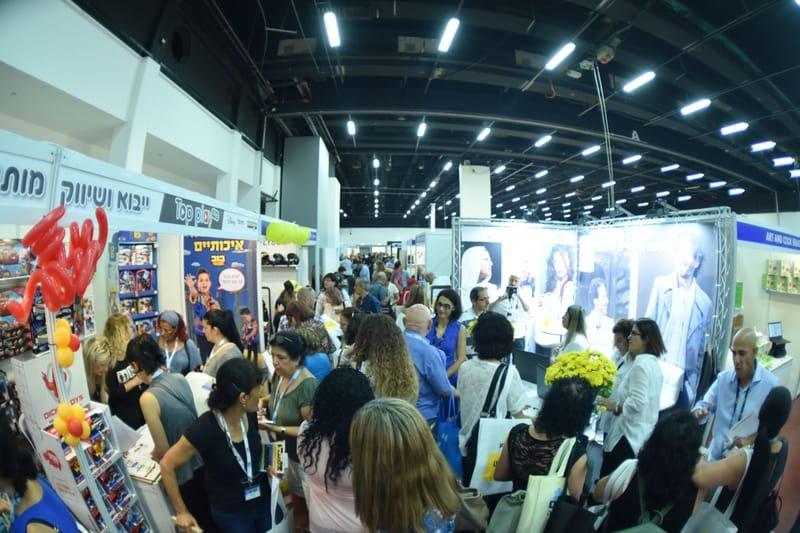 תערוכת הספקים הגדולה בישראל למשאבי אנוש וחווית עובדים