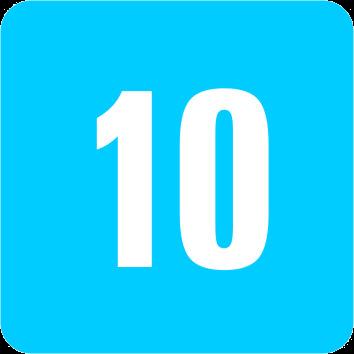 Classificação 10A