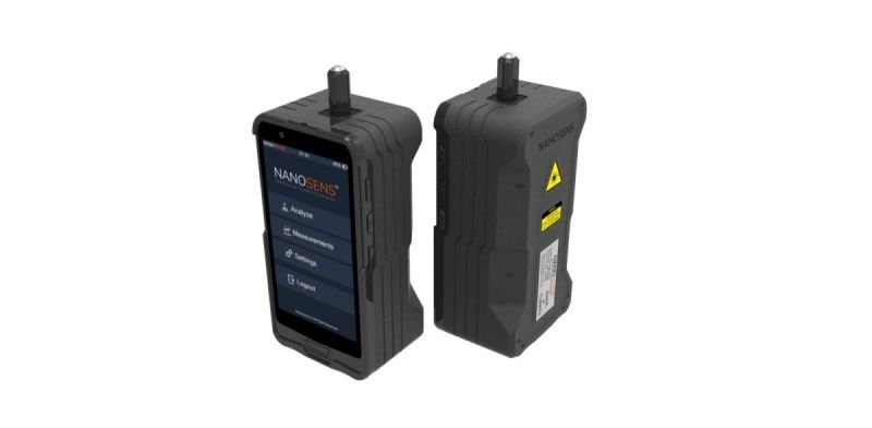 R-SENS Handheld