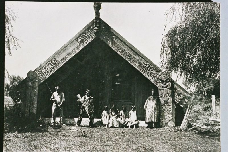 Guided Tours With Tangata Whenua (People of the Land)