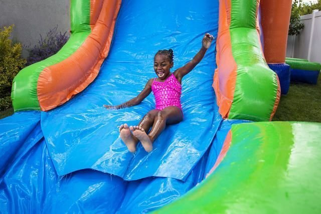 Buying the Best Jumping Castle and Quality Inflatable Water Slides