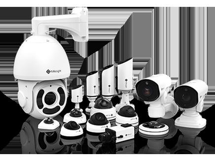 Milesight מצלמות 2MP/5MP/8MP/12MP ושרתי הקלטה