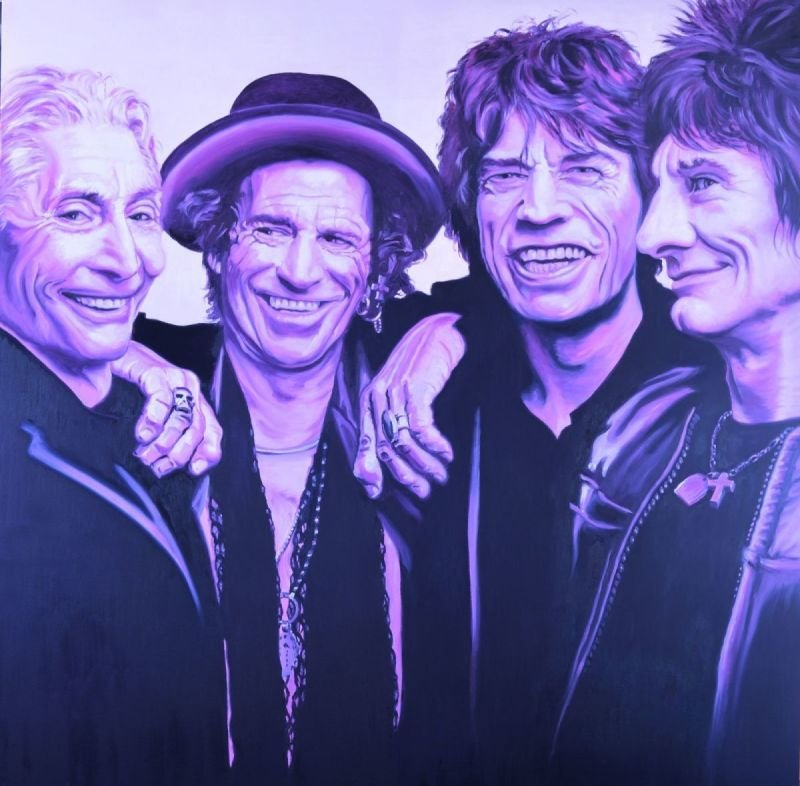 The Stones • IT'S ONLY ROCK'N'ROLL