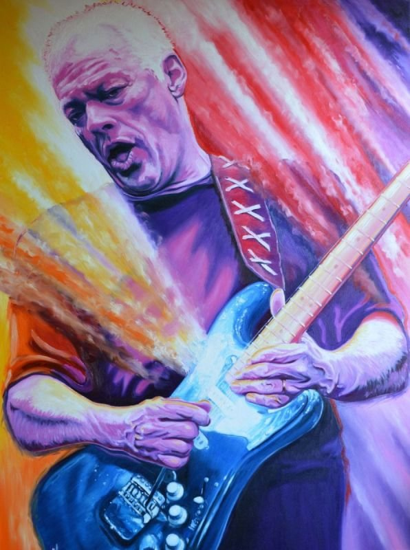 David Gilmour- Pink Floyd • SHINE ON