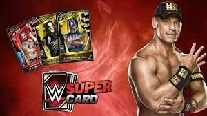 How to change your name on WWE Supercard