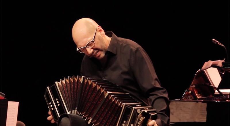 Fabian Carbone - Bandoneón