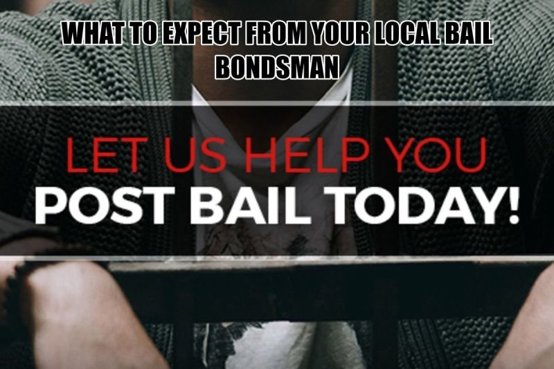 What To Expect From Your Phoenix Bail Bondsman