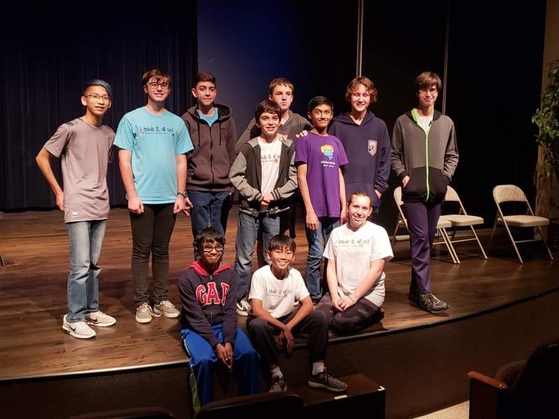 TeenProv: Performance Workshop