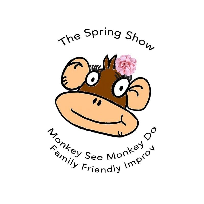 MONKEY SEE, MONKEY DO - A Family Friendly Improv Show for the Holidays! - Copy